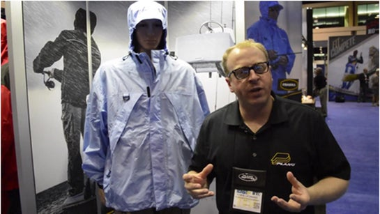 ICAST 2014: Frabill F1 Storm Gear