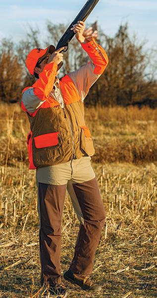 Shotgun Shooting Tips: Footwork is the Key to More Hits