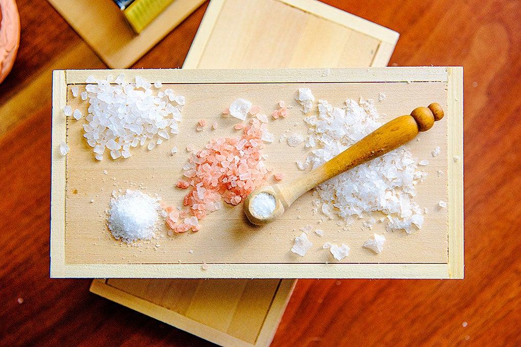 variety of salt
