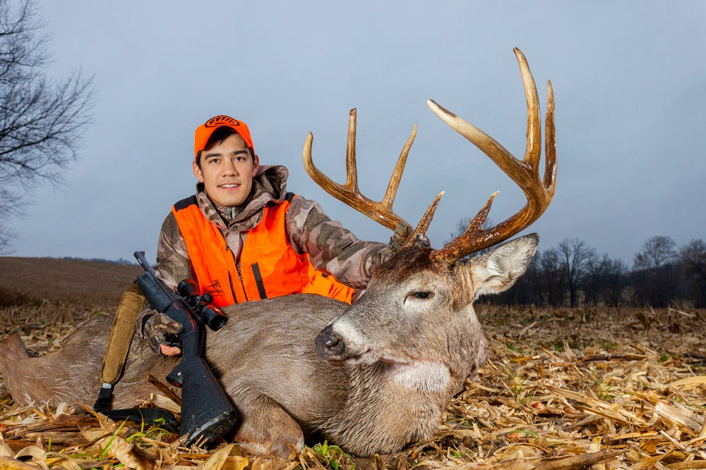 Whitetail Tactics: Hang and Hunt When Time is Running Out