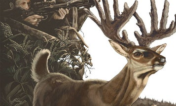No Man's Land: The Hunt for a Giant Kansas Buck