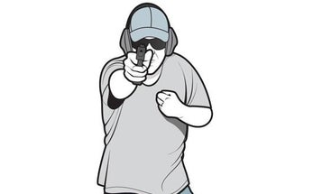 Handguns: How to Shoot One-Handed