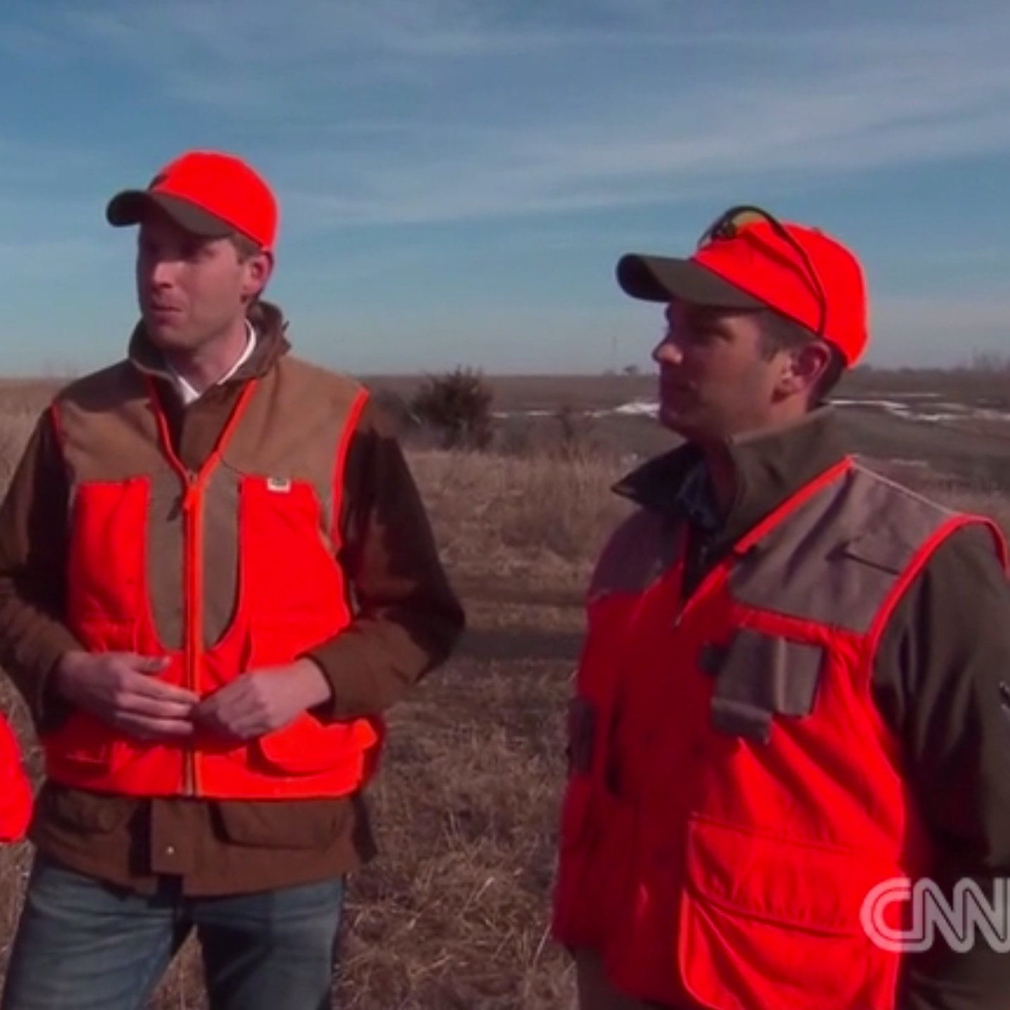 How Donald Trump's Sons Became Hunters