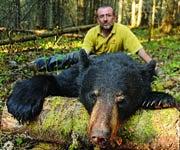 The Ex-Communist Bear Baiter of Dore Lake