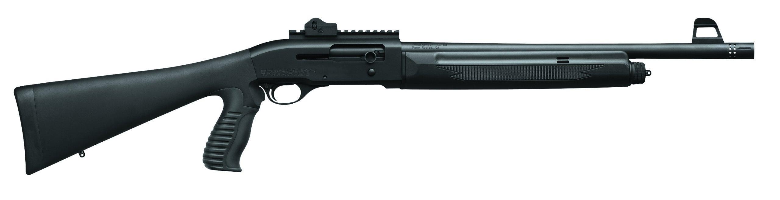 Tactical Shotgun: Is a 20 ga. Enough?