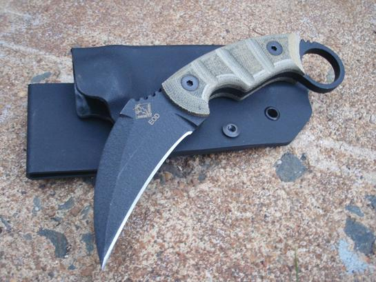 ontario fixed blade