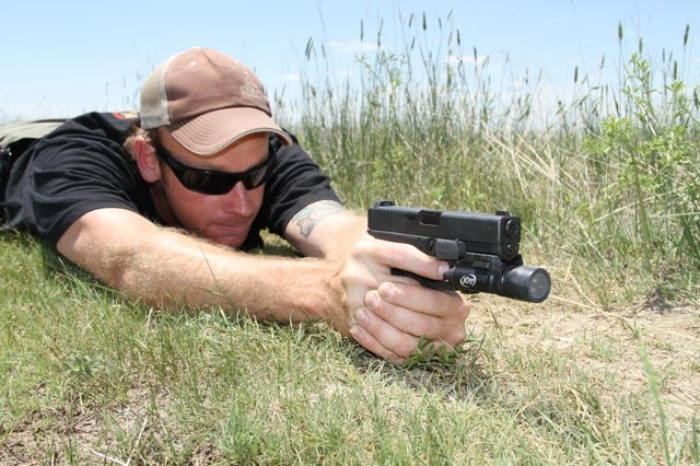 Long-Range Pistol Shooting: Find the Right Sight Alignment