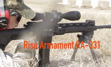 Gun Lab: Rise Armament RA-331 Rifle Review