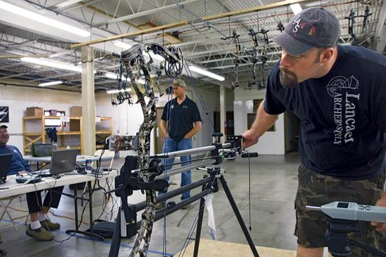 How We Test Bows and Crossbows