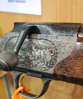 The Big Guns: SHOT Show 2011