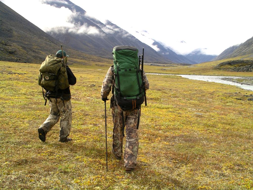alaska hunters