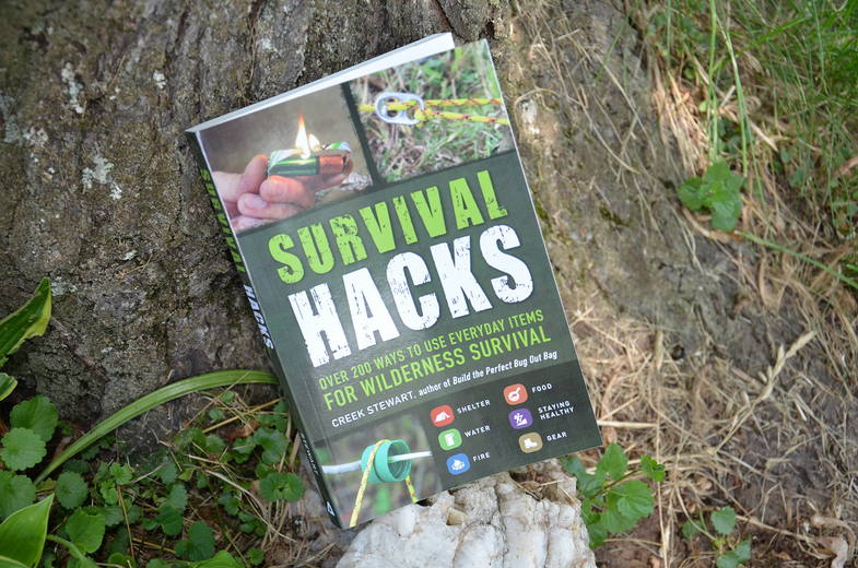 survival book, survival hacks, survival book review, survival tips, creek stewart