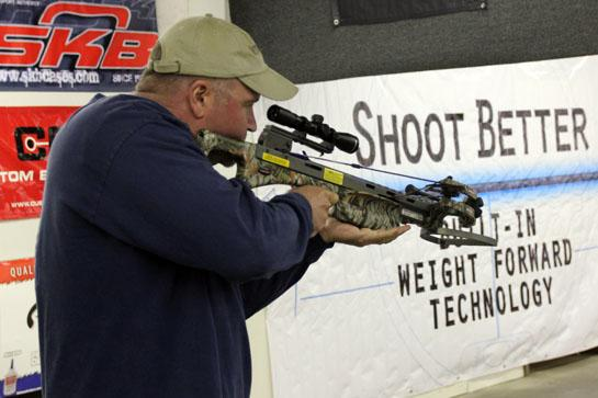 Crossbow Shooting: A Better Grip For Better Groups