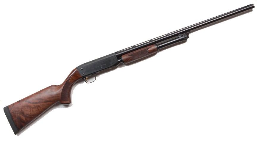 Model 37 shotgun