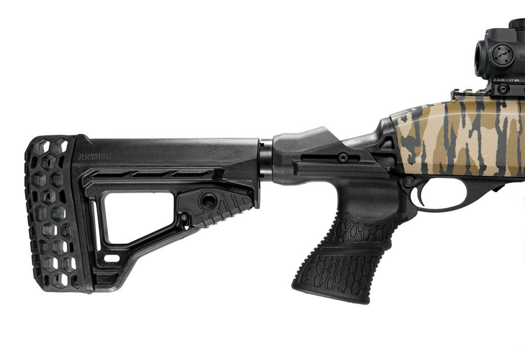turkey gun stock