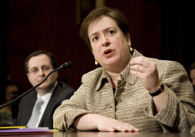 Kagan Takes a Seat
