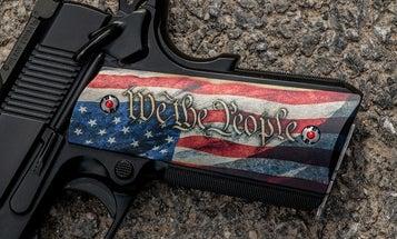 Custom 1911 Pistol Grips
