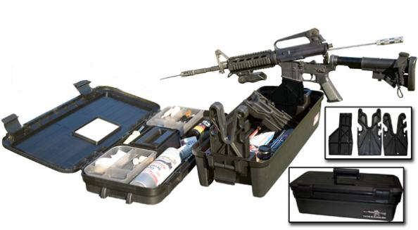 Tactical Range Box Doubles as a Shooting Rest