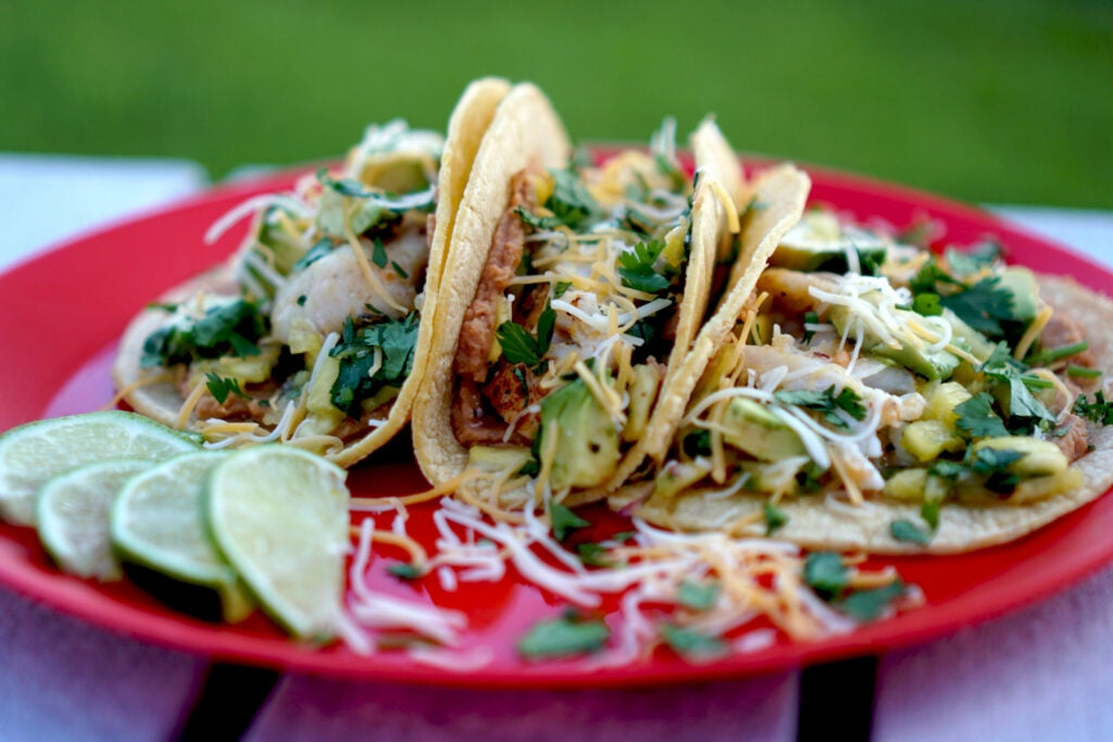 fish-tacos-camp-dinner