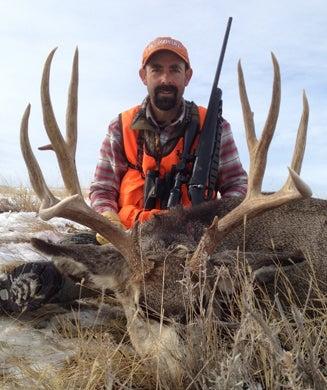 Record Quest: The Montana Freakshow Mule Deer