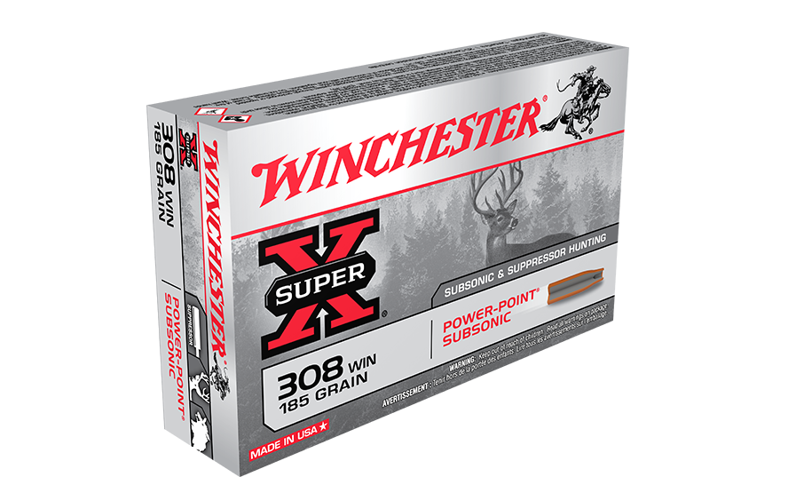 WINCHESTER SUPER X SUBSONIC