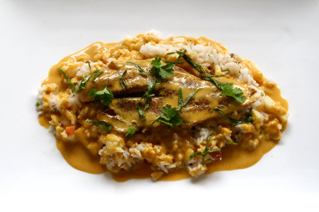 walleye recipe, fish recipe, fish curry, fried fish, tropical fish recipe