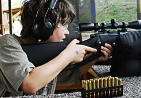Burn Some Ammo This Weekend and Help Veterans Send their Kids to College