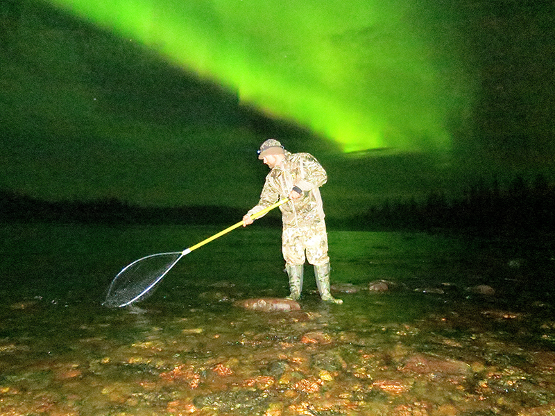 Duck Hunting and Fishing Canada's Northwest Territories