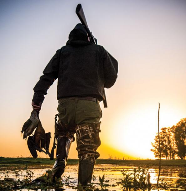 Waterfowl Hunting: Tips for Taking a Duck Walk