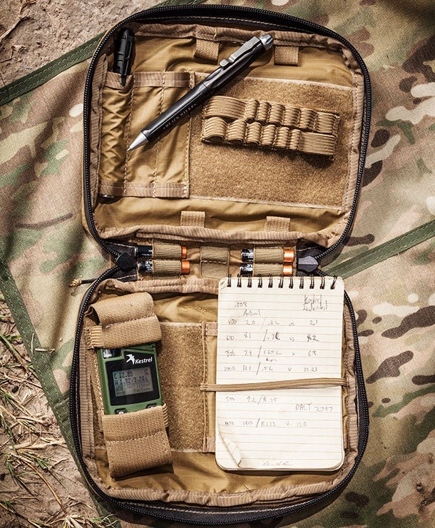 sniper day pack