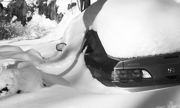How to Survive in a Snowbound Car