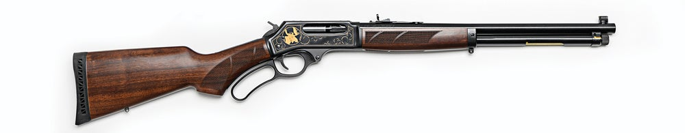 Henry Steel Wildlife Lever Action Rifle