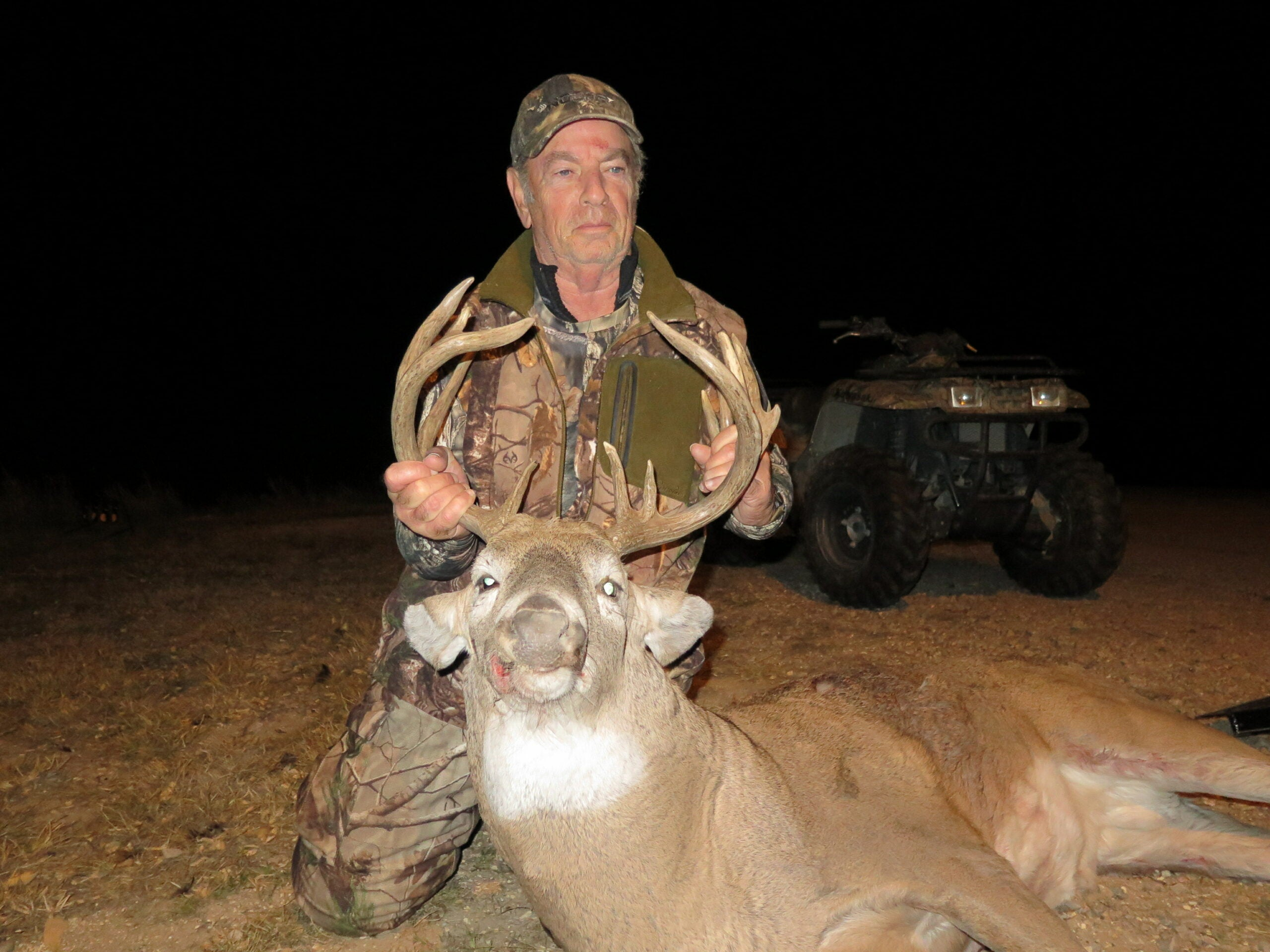 Water Was the Key to These 2 Incredible Kansas Rut Hunts