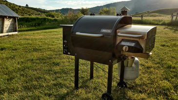 camp chef, camp chef pellet grill and smoker, bbq sear box, cooking wild game, wild game, smoking meat, smoking fish