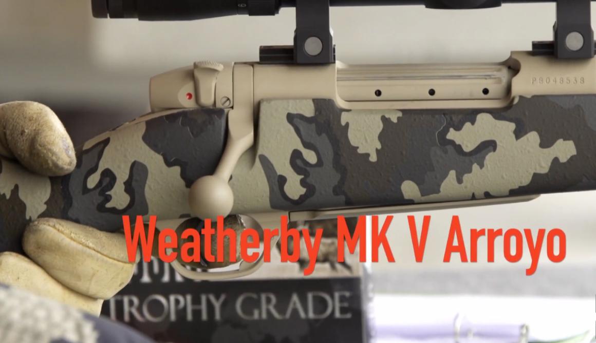 Gun Lab: Weatherby MK V Arroyo Review
