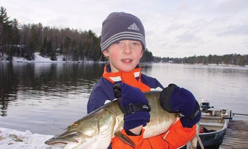 How to Catch Muskies from Shore
