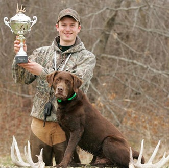 Qualify for the World Shed Dog Championship