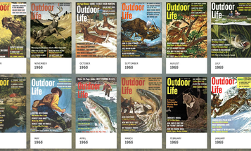 Digital Archives: How To Access Old Issues of Outdoor Life