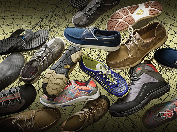 Gear Test: 9 Top Fishing Shoes