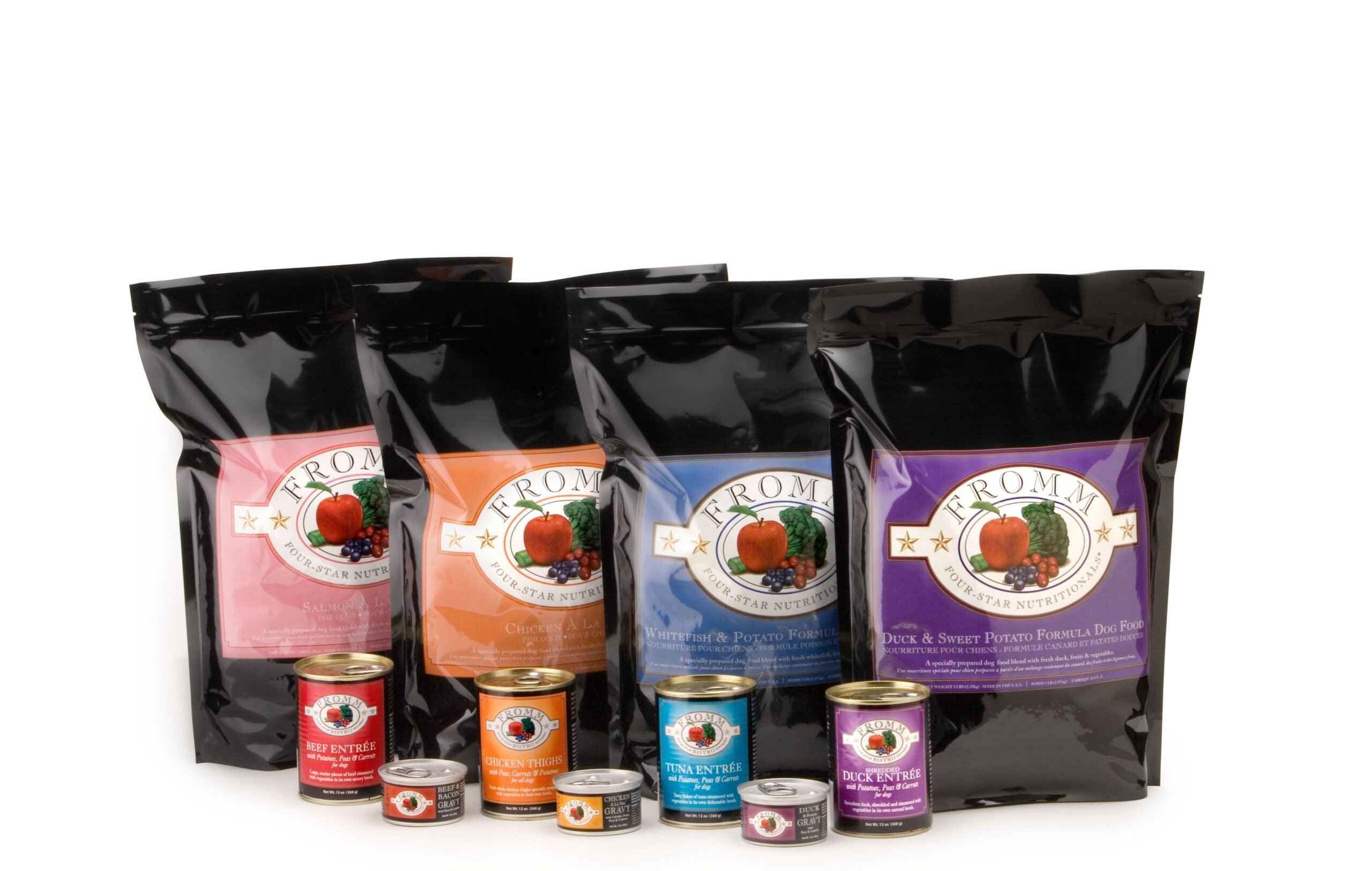All-Natural Dog Foods