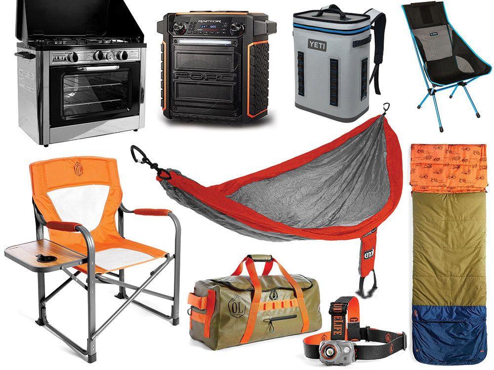 holiday camping gifts