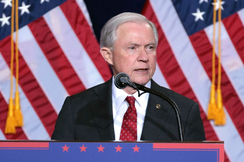 Jeff Sessions Attorney General