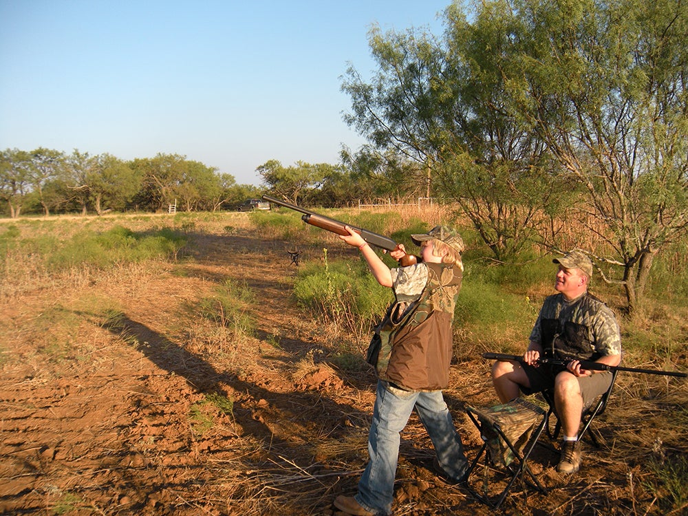 Five Steps to Help Your Kid Enjoy the Dove Hunting Opener