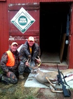 Missouri Governor Takes A Buck
