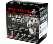Winchester Adds New Blindside Waterfowl Loads For 2012