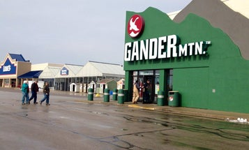 Camping World Buys Out Gander Mountain