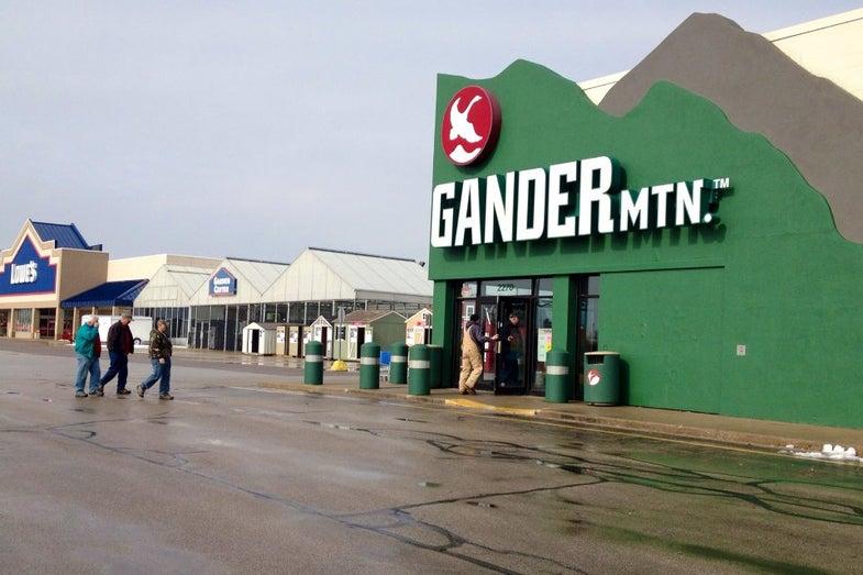 Gander Mountain closing