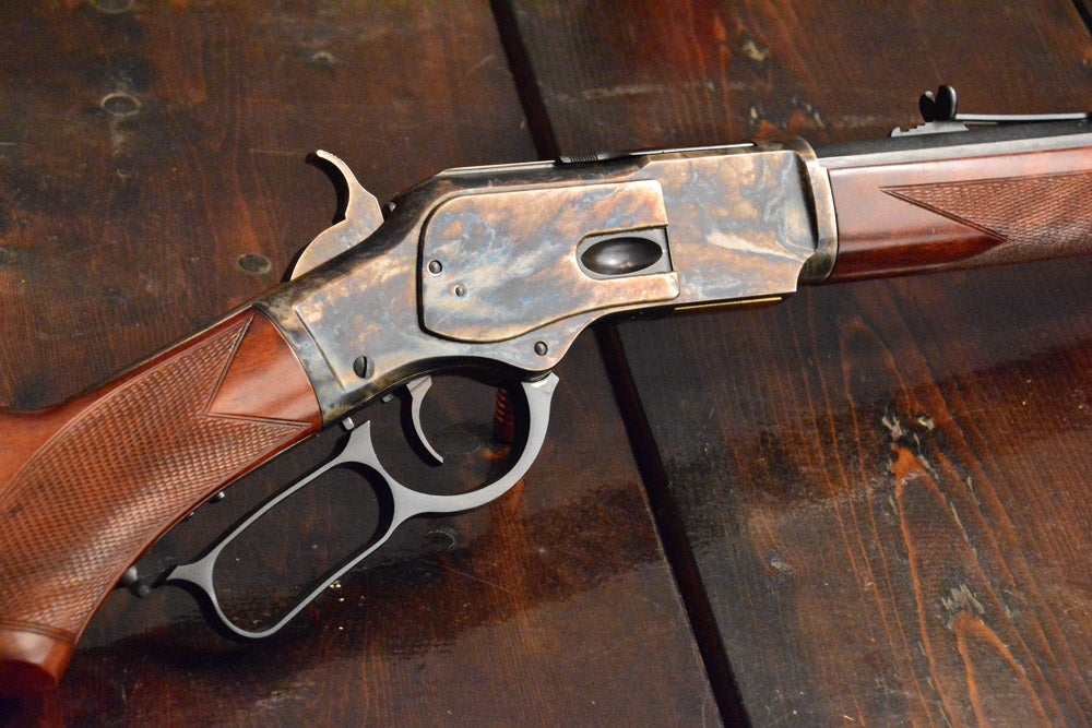 Winchester 1873  (Reproduction)