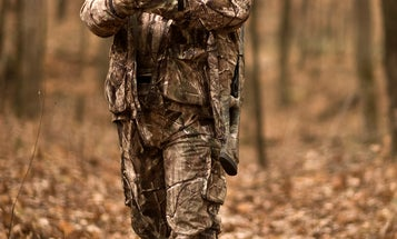 A Turkey Hunting Legend's First Bird