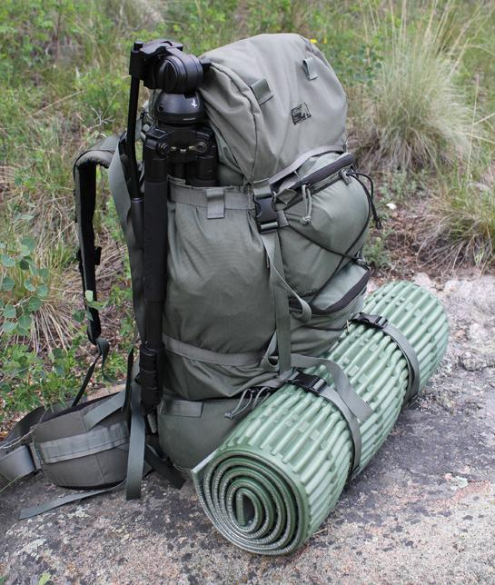 Kifaru Backpack Review
